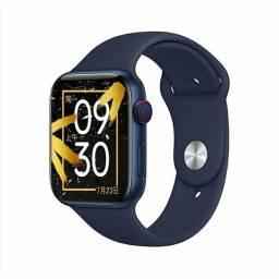 Título do anúncio: Relógio masculino Smartwatch celular iPhone