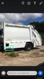 Compactador de lixo Facchini