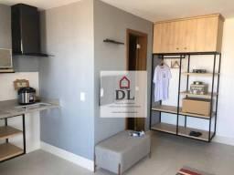 Título do anúncio: Flat com 1 dormitório para alugar, 24 m² por R$ 1.100,00/mês - Costa do Sol - Macaé/RJ
