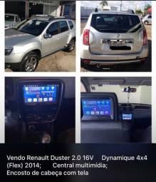Título do anúncio: Duster Dynamique 2.0 4x4 2014