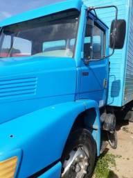 Título do anúncio: Caminhão muito bom 96 1214 no chassi
