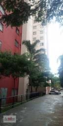 Apartamento com 2 dormitórios para alugar, 49 m² - Vila Carmosina - São Paulo/SP