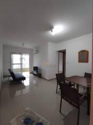 Apartamento com 2 dormitórios para alugar, 89 m² por R$ 2.500,00/mês - Canto do Forte - Pr