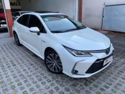 Título do anúncio: Corolla 1.8 Altis Premium Hybrid Aut 2020 Baixo Km