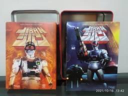 Título do anúncio: Box DVDs Edição Colecionador 1 e 2  Jiban (10DVDs)