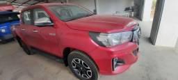 Título do anúncio: Toyota Hilux CDSR 2019/2020
