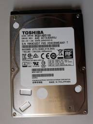HD Toshiba 1Tb Notebook/PC