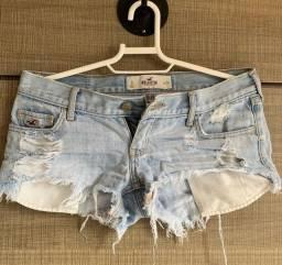 Título do anúncio: Short jeans Hollister