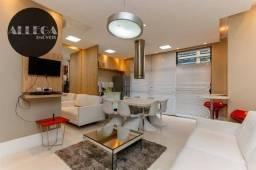 Studio com 1 dormitório à venda, 35 m² por R$ 340.000,00 - Centro - Curitiba/PR