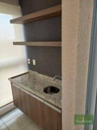 Título do anúncio: Apartamento com 2 dormitórios para alugar, 56 m² por R$ 1.800,00/mês - Santos Dumont - São
