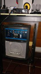 Caixa amplificadora  ONEAL ( amplificação )