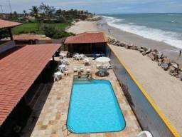 Título do anúncio: Casa de Praia na Tabuba (Frente Mar) - Preço a negociar
