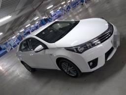 Corolla Xei-2016/Branco Perolizado