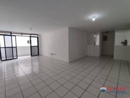 Título do anúncio: Apto c/ 4 dormitórios para alugar, 169 m² - Cabo Branco