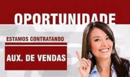 Título do anúncio: Contrata-se Vendedora (Vaga Feminina) Com ou Sem Experiência