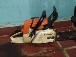 Vendo moto serra da sthil 381 , 1500 reais