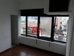 Sala à venda, 49 m² - Ponta da Praia - Santos/SP