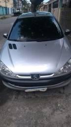 Peugeot 206 1.4  Presence  - Ótimo estado - Baixa Quilometragem
