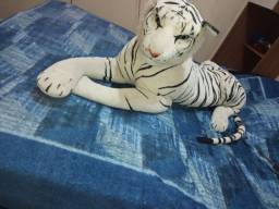 Título do anúncio: Tigre branco pelúcia