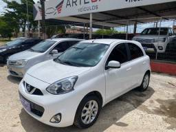 Nissan March sv 1.6 2018 completo !!