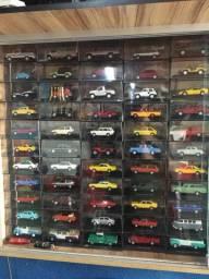 Vendo coleção de carrinho