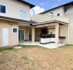 Casa em condominio fechado com 3 quartos  mobilia e lazer completo no Eusebio.