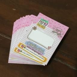 Cartões e tags