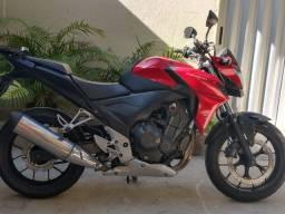Título do anúncio: Honda CB 500F