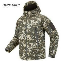 Jaquetas militar 100% impermeável Nova