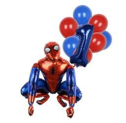 Título do anúncio: Festa com balões homem aranha