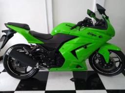 Ninja 250 2011