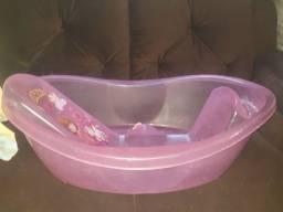 Título do anúncio: Vendo banheira de bebe menina