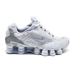 Tênis- Nike-12 Molas - Cor-Branco