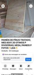 PAINEIS DE PINUS TRATADOS MED 90X1.30