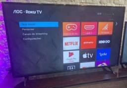 Tv AOC 32 polegadas, 2 meses de uso