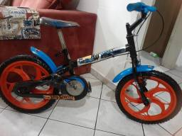 Título do anúncio: Bicicleta Caloi aro 16 seminova