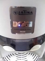 Título do anúncio: Purificador De Água Eletrônico Refrigerado Bivolt Latina (Usado)