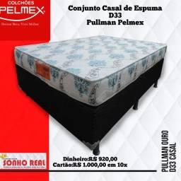 Cj Pelmex com Espuma D33