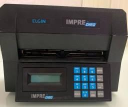 Título do anúncio: Impressora de Cheque Elgin NSC 2.18 - Imprecheq
