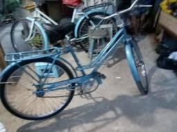 Título do anúncio: Bicicleta Caloi potti antiga