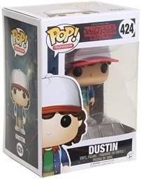 Funko Pop Stranger Things: Dustin #424