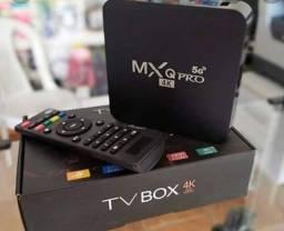 Título do anúncio: TV BOX 4K ANDROID 256GB + 16 RAM TOP