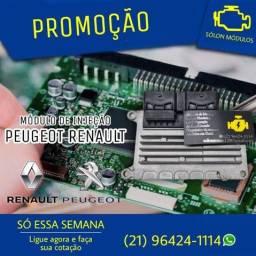 Módulo de injeção 206 /CLIO 1.0 16V