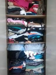 baixou 100 peças de roupas só 200