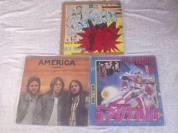 Lote 3 lps rock internacional