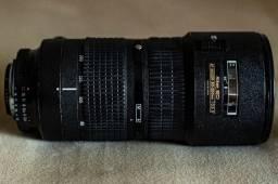 Lente Nikon AF 80-200mm 2.8 D  muito nova!