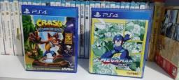 Título do anúncio: Jogos Para PS4