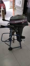 Título do anúncio: Motor Hp 15 mariner ano 1992