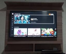Título do anúncio: Smart TV Samsung Full HD 43 Polegadas + Painel