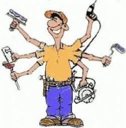 Título do anúncio:  serviço de pedreiro eletricista pintor bombeiros idraulico.